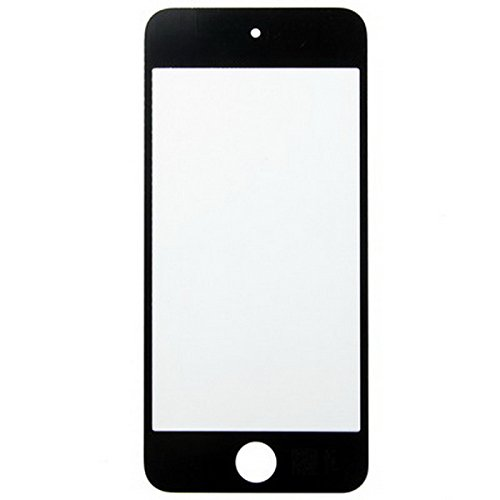 Touch Screen Lens Glass for Apple iPod Touch 5 (Black) - 2