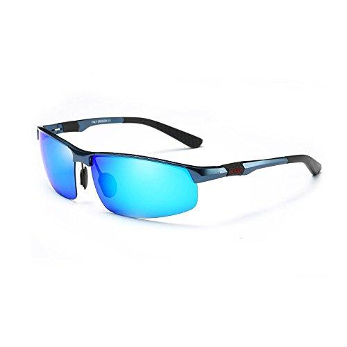 Sol Protección De Color Moda Vidrios sol Ojos Deporte YQQ Conducción Gafas Los 4 Polarizados De Gafa Hombre Anti Gafas Reflejante de De 8 HD Gafas para xXqxUAgwY