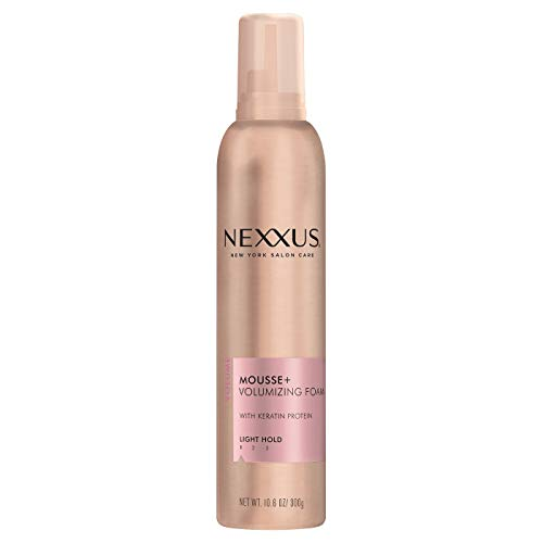 (Nexxus Volumizing Foam Styler Mousse Plus, 10.6 oz, Pack of 6 )