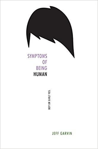 Image result for symptoms of being human cover