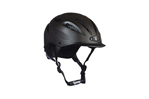 Tipperary Sportage 8500 Riding Helmet Extra Small, Cocoa Brown (Extra Small Helmet)