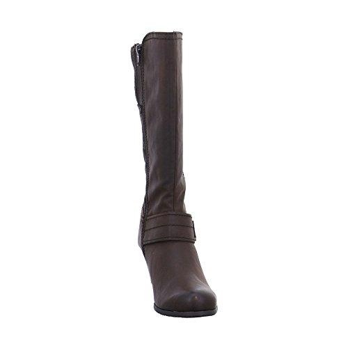 Jana Shoes & Co - 882536623304-882536623304 - Couleur: Marron - Taille: 37.0