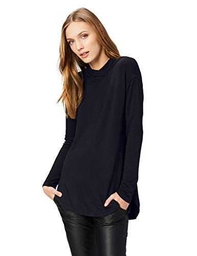 Amazon Brand - Daily Ritual Women's Supersoft Terry Long-Sleeve Hooded Pullover, ()