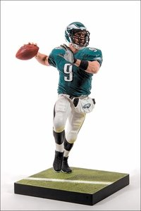 Philadelphia Eagles - Nick Foles McFarlane Figure - 2014 Release
