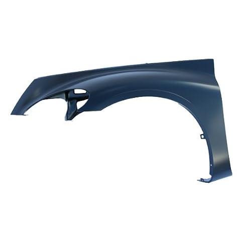 CarPartsDepot, Steel Left Front Fender Assembly L/H Driver Side Replacement Primered, 371-16719-01 CH1240230 5015485AB 5015485AD - Chrysler Pt Cruiser Fender