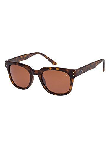 Rita Brown Lunettes Femme ERJEY03043 Marron soleil de Matte Polarised Roxy Tortoise Polarized 41dwHH