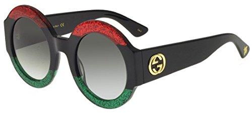 Gucci Fashion sunglasses 0048s red-black-grey 51 mm