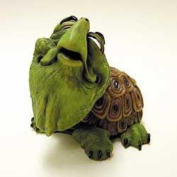 Turtle Bobble Head