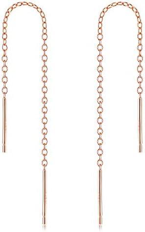 Gintan Sterling Silver Threader Earrings