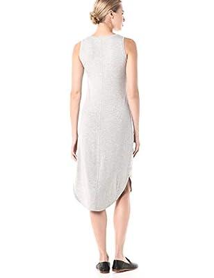 Daily Ritual Women's Jersey Sleeveless V-Neck Dress