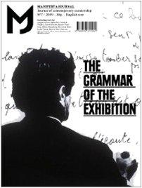 Manifesta Journal 7 2009/2010 Grammar Of The Exhibition