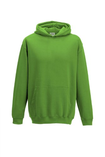 maniche lime Felpa lunghe lime All a cappuccio con We Do verde Is verde SwFng07q