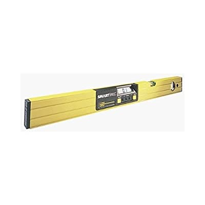 "M-D Building Products 92325 48"" Rail Smart Tool Level with Case, by M-D Building Products"