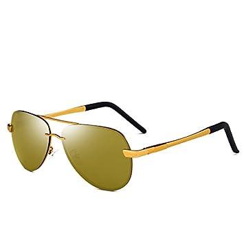Gafas de sol polarizadas de alta definición que conducen las gafas de sol Gafas de sol