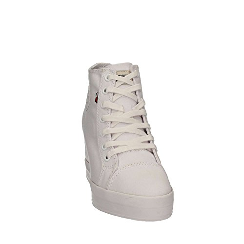 Tommy Hilfiger Nice Wedge 1D1 100 Damen Sneaker (40, white)