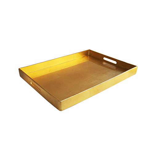 breakfast tray gold - 7