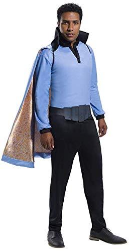 Rubie's Costume 821049-XL Co Star Wars Classic Lando Calrissian, As Shown, X-Large