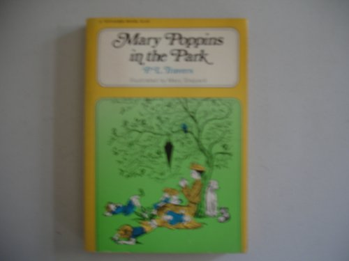 Mary Poppins in the Park (A Voyager book ; AVB 102)