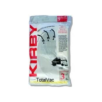 Amazon.com - 36 KIRBY GENERATION VACUUM BAGS - Household ...