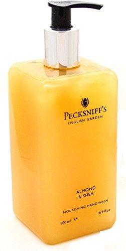 - Pecksniffs Almond & Shea Nourishing Hand Wash (16.9 fl oz)