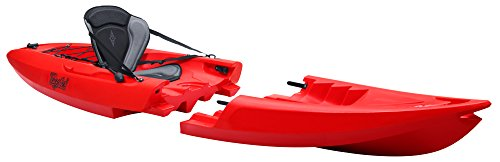 Point 65 N Tequila! GTX Solo Modular Kayak-Red