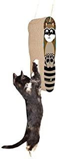 product image for Imperial Cat Raccoon Hanging Scratch 'n Shape