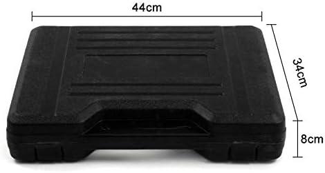 KingSaid 171 PCS Socket Wrench Set Chromium-Vanadium Steel | Socket Wrench Sockets | 1/2