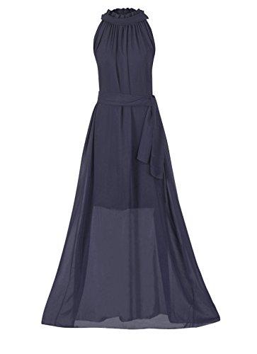 Howriis Womens Chiffon Sleeveless Dresses product image