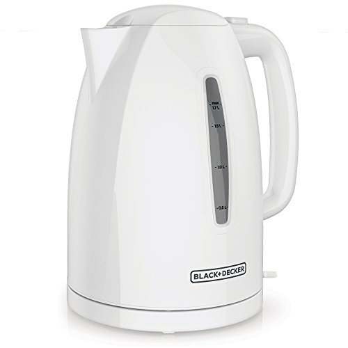 electric tea kettle white - 8