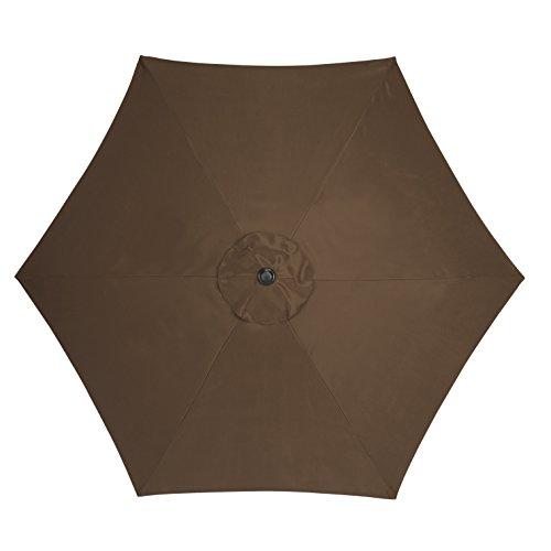 Living Accents Umbrella Market 108.3