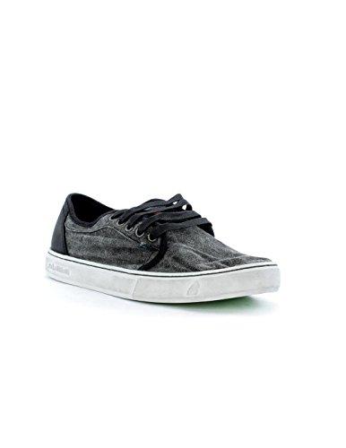 Satorisan Herren Sneaker Heisei Sneakers Schwarz