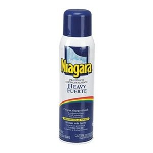 Spray Starch, 20 oz., Neutral, PK12 by Niagara