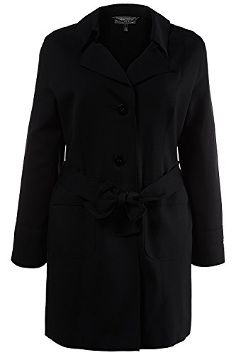 Classic Belted Trench - 1