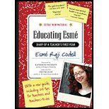 Educating Esmé Diary of a Teachers First Year, Expanded Edition by Codell, Esmé Raji [Algonquin Books,2009] (Paperback)