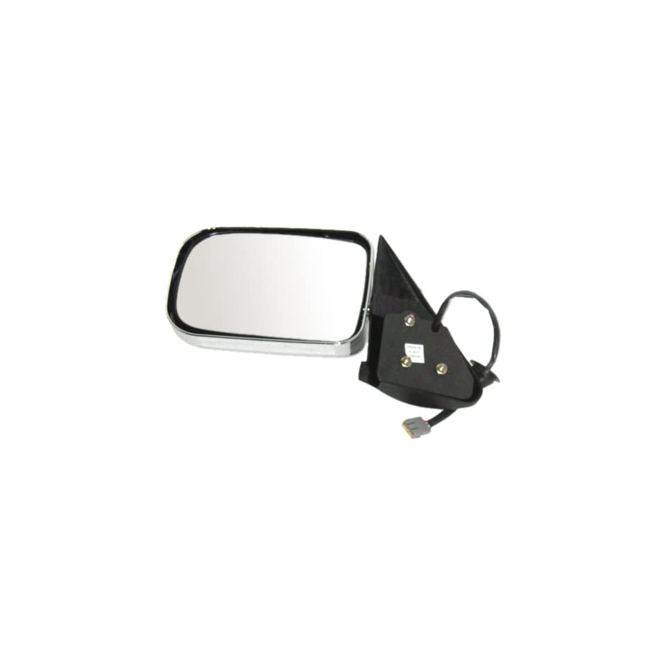 OE Replacement Dodge Pickup Driver Side Mirror Outside Rear View (Partslink Number CH1320132)