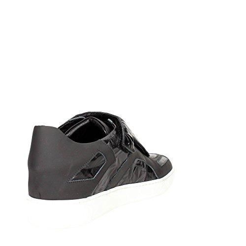 D.a.t.e. A3 FUJIWARA-6I Niedrige Sneakers Herren Schwarz