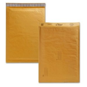 Alliance Rubber Company Envelopes,No. 6,Bubble Cushioned,12-1/2
