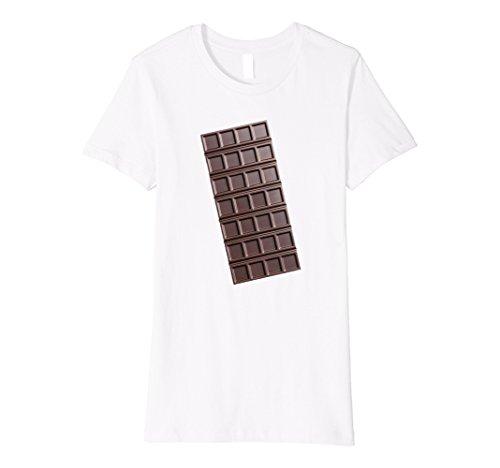 Womens Smores Chocolate Bar Matching Halloween Costume Sh...