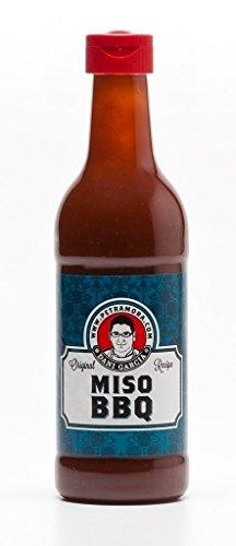 Petra Mora - Salsa gourmet Miso BBQ DANI GARCIA 235 g: Amazon.es: Alimentación y bebidas