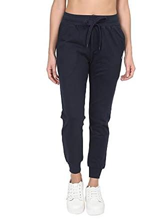 Genius18 Women's Regular Fit Trackpants