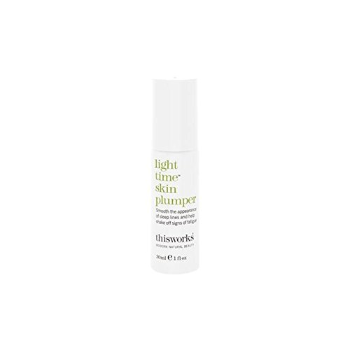 This Works Light Time Skin Plumper 30ml - これは、光時間皮膚プランパー30ミリリットルの作品 [並行輸入品] B071RM8CNR