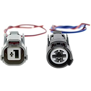 Amazon.com: Michigan Motorsports VTEC Solenoid Plug Connector ... on compressor switches, compressor grounding harness, compressor valve, compressor clutch, compressor pump, compressor accessories, compressor air filter,