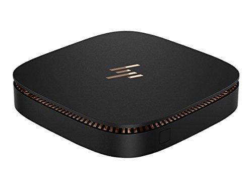 HP X9U63UT Elite Slice Desktop (6th Generation Intel® Core™ i5 processor, 8 GB memory, 256 GB SSD storage, Windows 10 Pro 64)