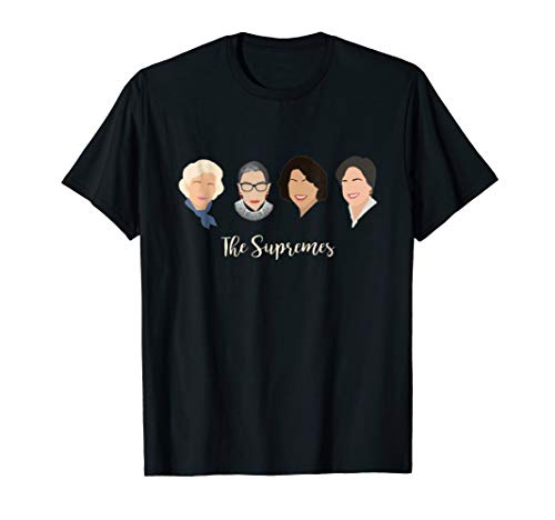 (The Supremes Us Supreme Court Feminist Shirt)