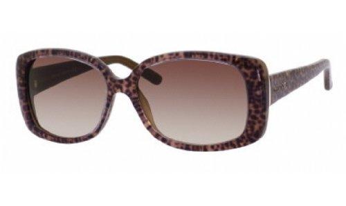 Jimmy Choo Sunglasses - Malinda/S / Frame: Panther Brown Lens: Brown gradient
