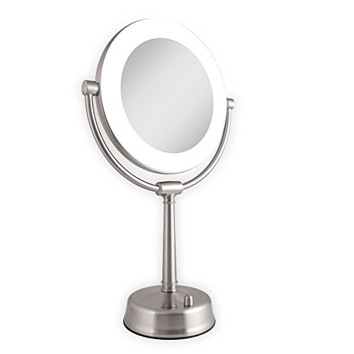 Zadro Surround Light Dimmable Sunlight Vanity Mirror by Zadro