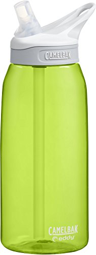 CamelBak Eddy Water Bottle, Limeade, .75 L