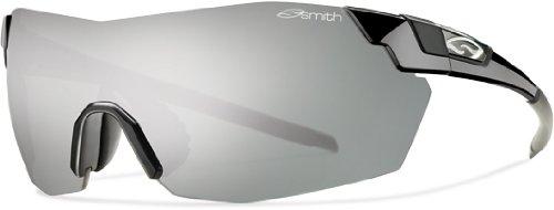 Smith Optics Pivlock V2 Max Sunglasses, Black Frame/Super - Smith V2 Optics