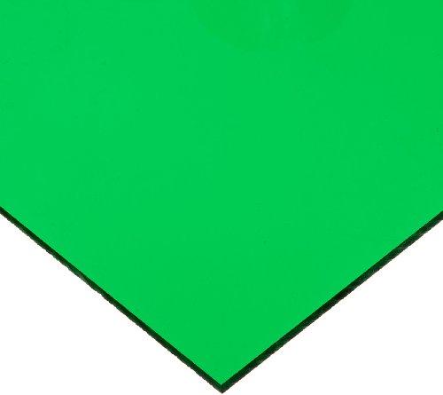 Acrylic Sheet Transparent Green 0 118