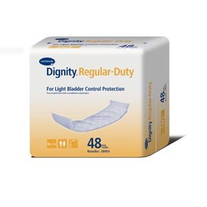 Hartmann 26954 Dignity Regular-Duty Pad for Light Protection, Disposable, 4
